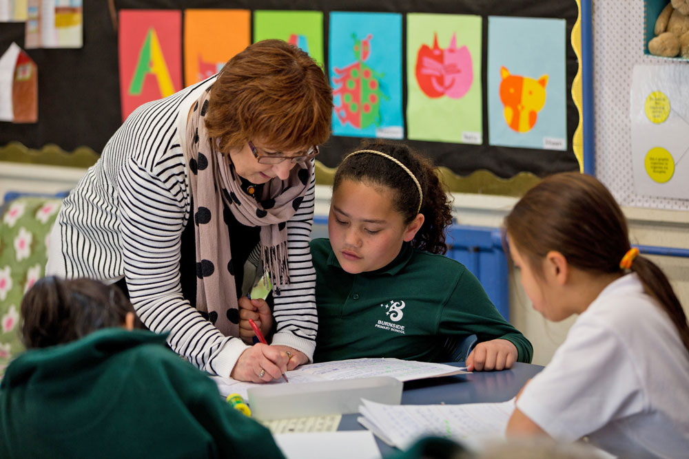 Learning Support Burnside Primary School